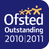 Graded 'Outstanding' by Ofsted in 2010/2011